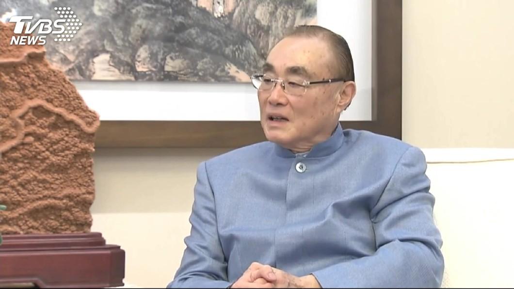 圖/TVBS 馮世寬接退輔會主委 蔡總統盼讓國軍無後顧之憂
