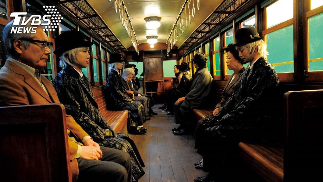 鐵道迷必看!《鎌倉物語》堺雅人飾演電車癡漢