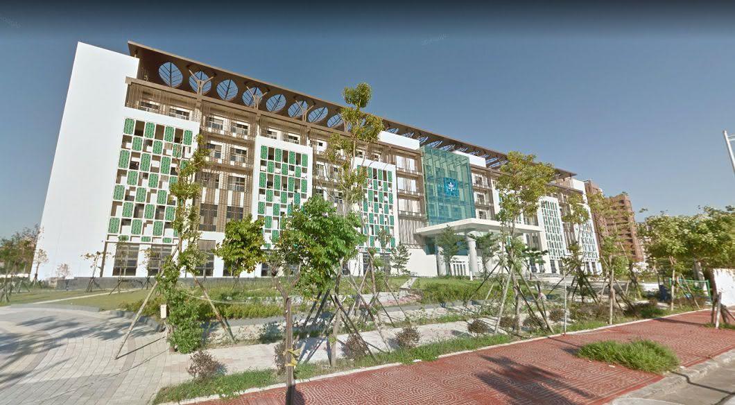 盧女狠打2歲兒,新竹地方法院判刑。圖/Google Map