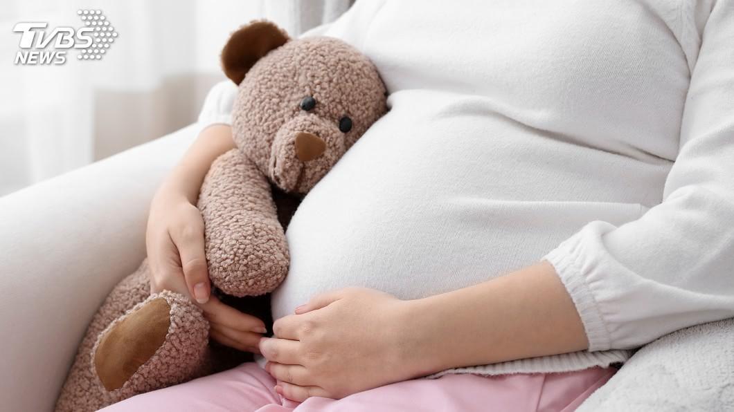 示意圖/TVBS 怕傷寶寶不打疫苗 孕婦染流感重症風險高2倍