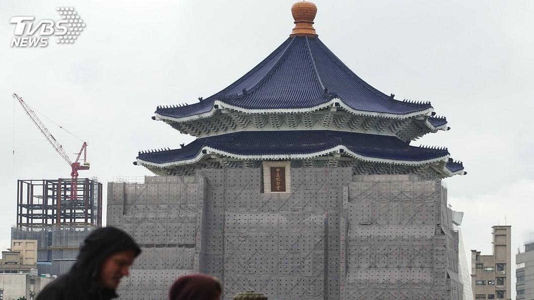 圖/中央社 中正紀念堂轉型草案 年底前將提出