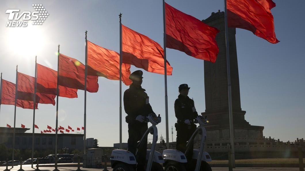 圖/達志影像美聯社 兩會舉行在即 傳多名北京維權人士「被旅遊」