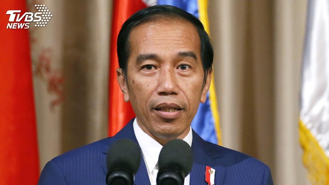 圖/達志影像美聯社 印尼總統佐科威2019連任 民調遙遙領先