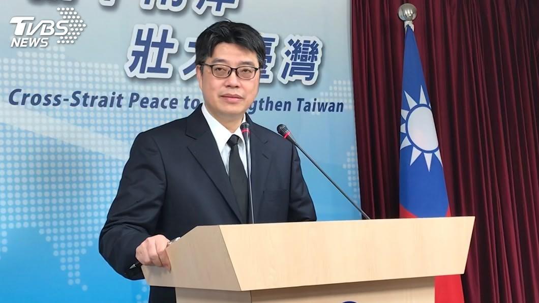 圖/中央社 王立強遭誘脅 陸委會:台灣人不接受非法介選