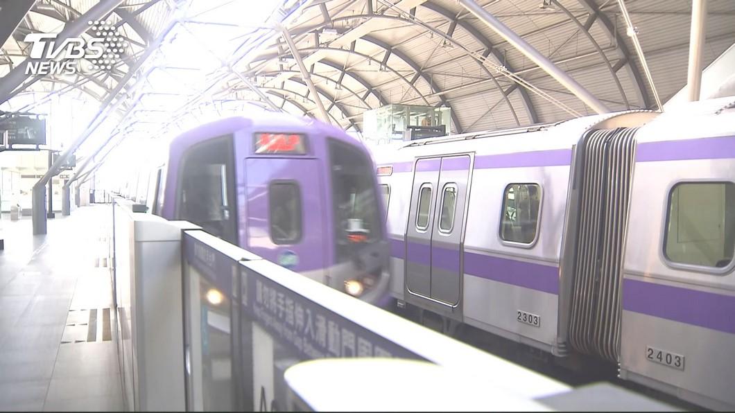 圖/TVBS 同價! 「北-桃」機捷南延直達車比高鐵耗時2倍