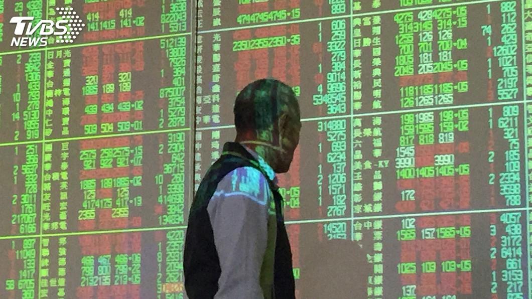 圖/中央社 台股站上11000點 權值股尾盤助攻