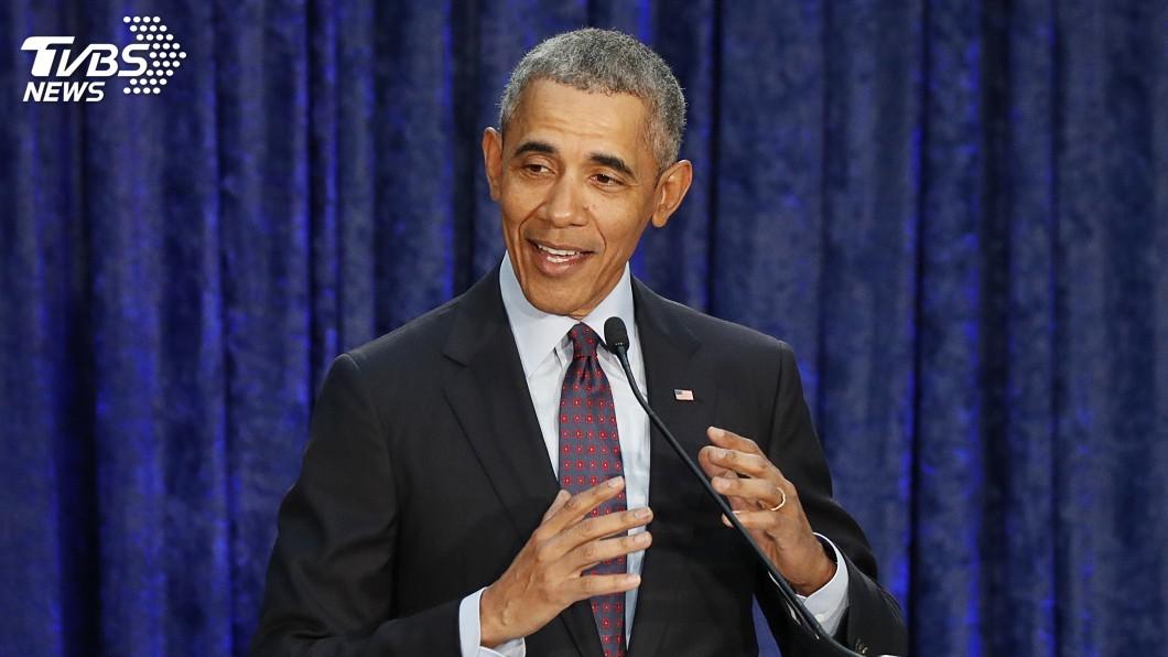 圖/達志影像路透社 歐巴馬想入馬刺隊 帕總笑稱要背景調查