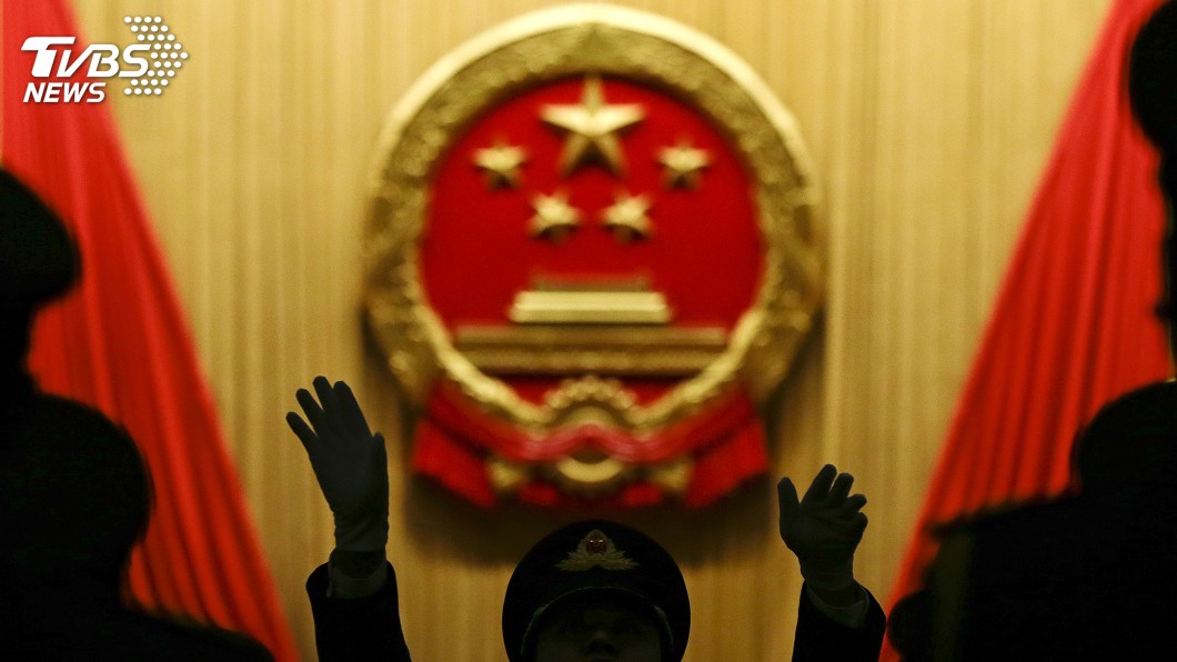 圖/達志影像美聯社 中國全國兩會金光閃閃 超級富豪153人與會
