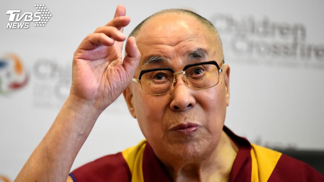 圖/達志影像路透社 紀念達賴喇嘛流亡活動 印度官員不參加