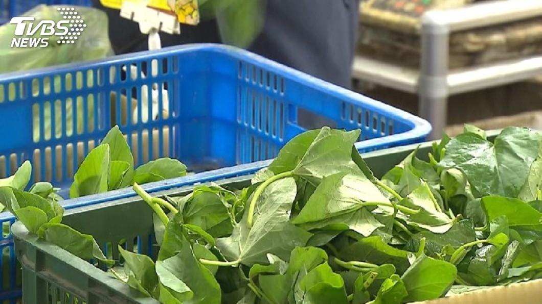 圖/TVBS 全球暖化衝擊蔬菜產量 危及食安健康