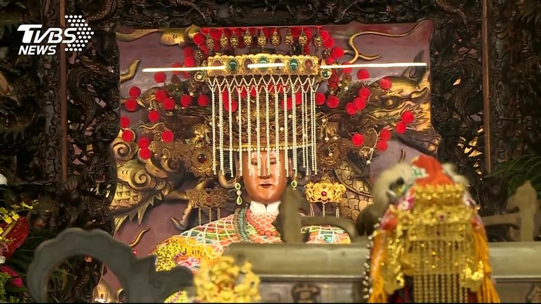 大甲媽祖遶境是每年台灣宗教界盛事。(圖/TVBS資料畫面) 停辦非選項 大甲媽遶境將續辦但不排除延期