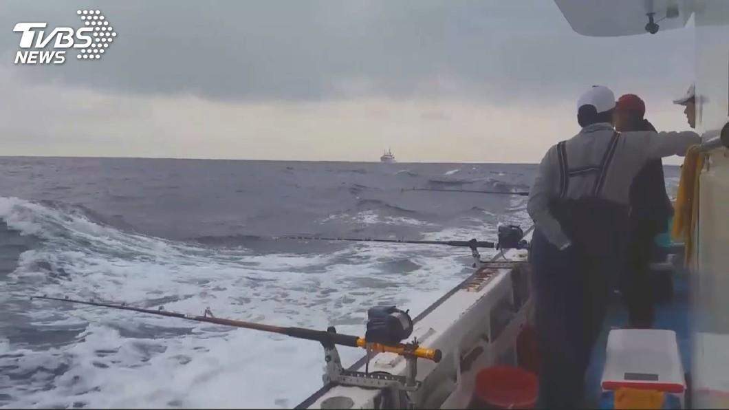 圖/TVBS資料畫面 遠洋3成外籍漁工薪資工時違規 12艘收照