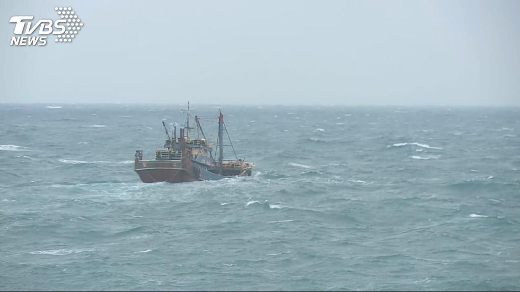 圖/TVBS資料畫面 快訊/菲雅米島將建基地 海巡宣布持續護漁