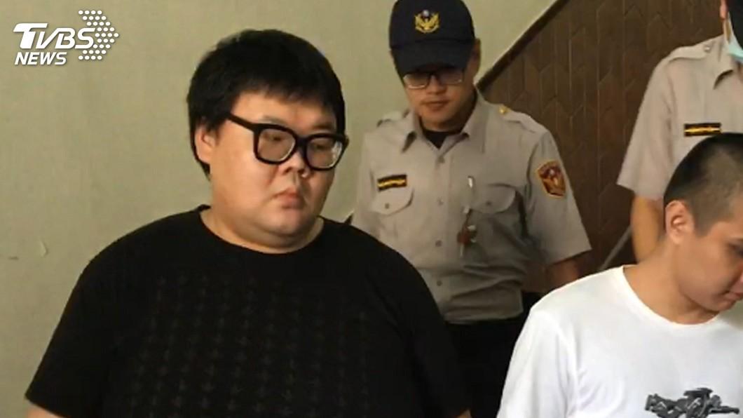圖/中央社 「土豪哥」涉W飯店命案 最高法院發回重審