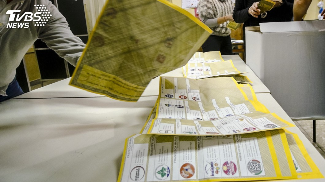圖/達志影像美聯社 義大利恐現僵局國會 選後政局3種可能性