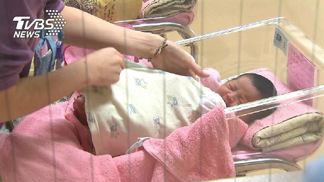 圖/TVBS 腸病毒疫情略升! 接觸新生兒要注意