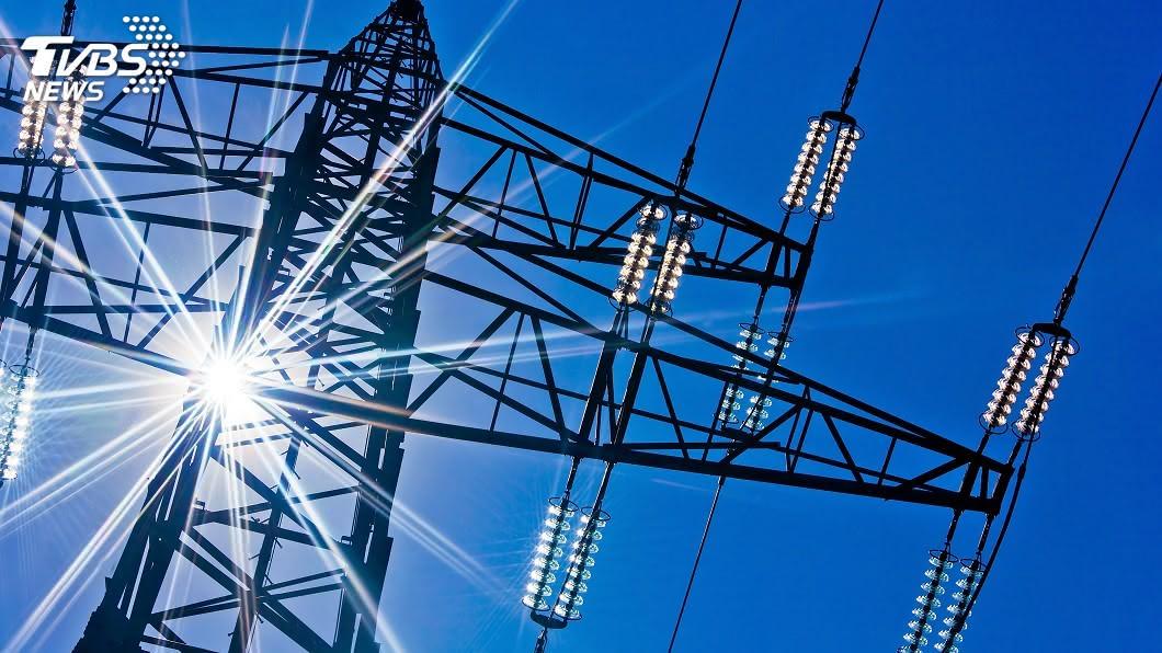 示意圖/TVBS 27天來首見供電吃緊黃燈 台電:部分機組故障
