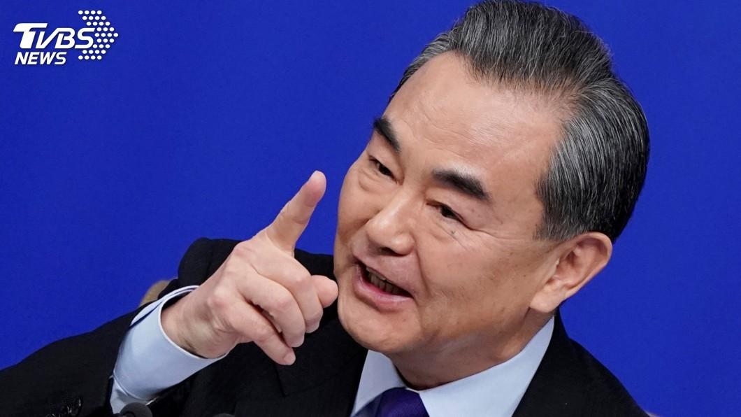 圖/達志影像路透社 回應梵中談判建交進度 王毅:你著急啦!