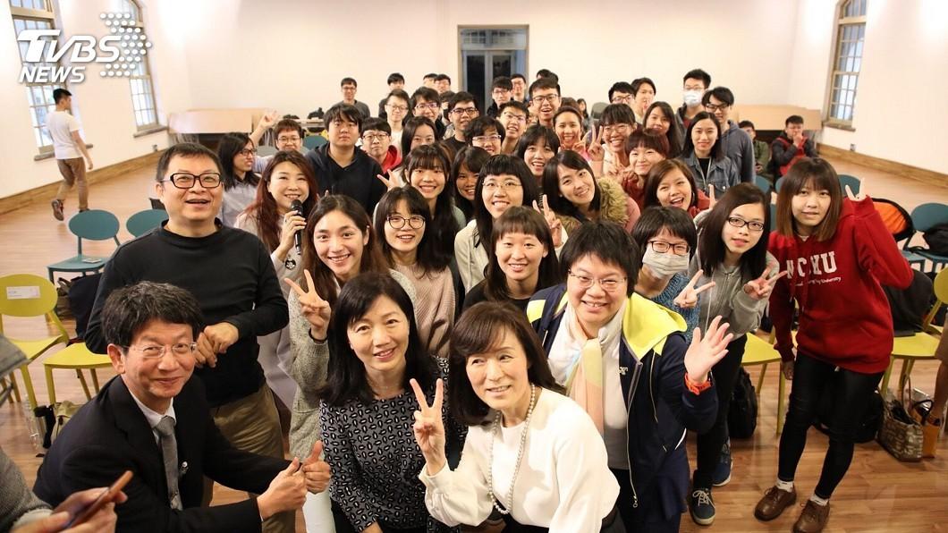 圖/中央社 科技女力論壇 南科大廠釋職缺女性優先