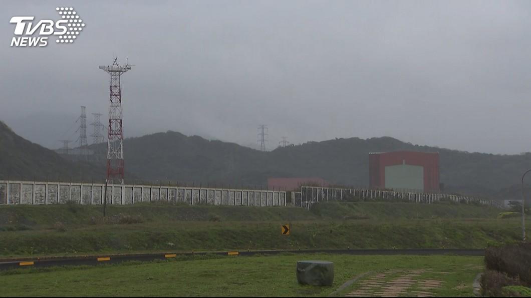 圖/TVBS 核二再轉案 原能會召開第3次審查會議