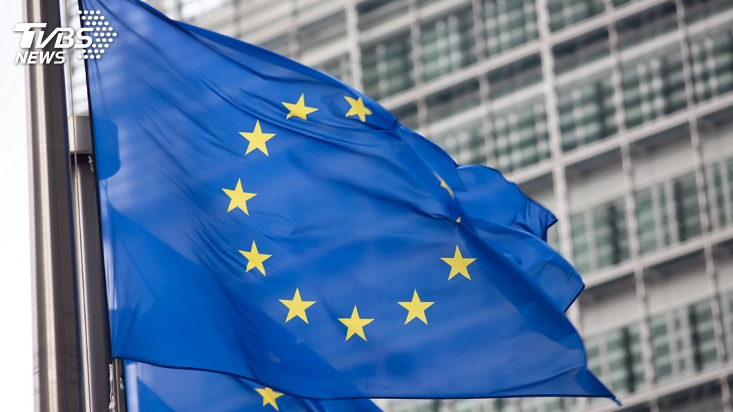 示意圖/TVBS 若英國無協議脫歐 歐盟預算將出現黑洞