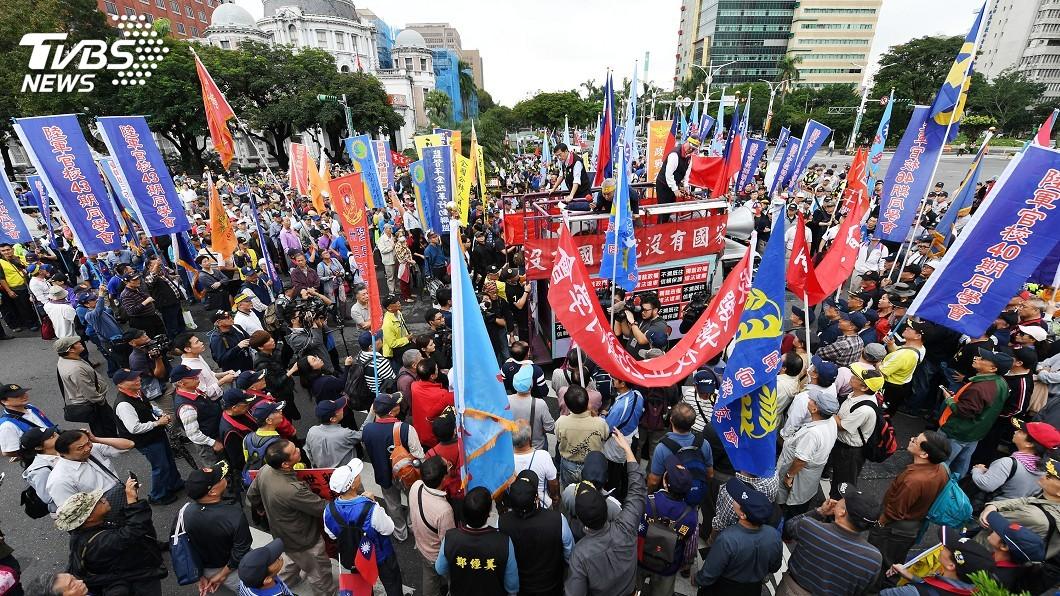 圖/中央社 軍改案政院擬下周通過 副總統26日會立委拍板