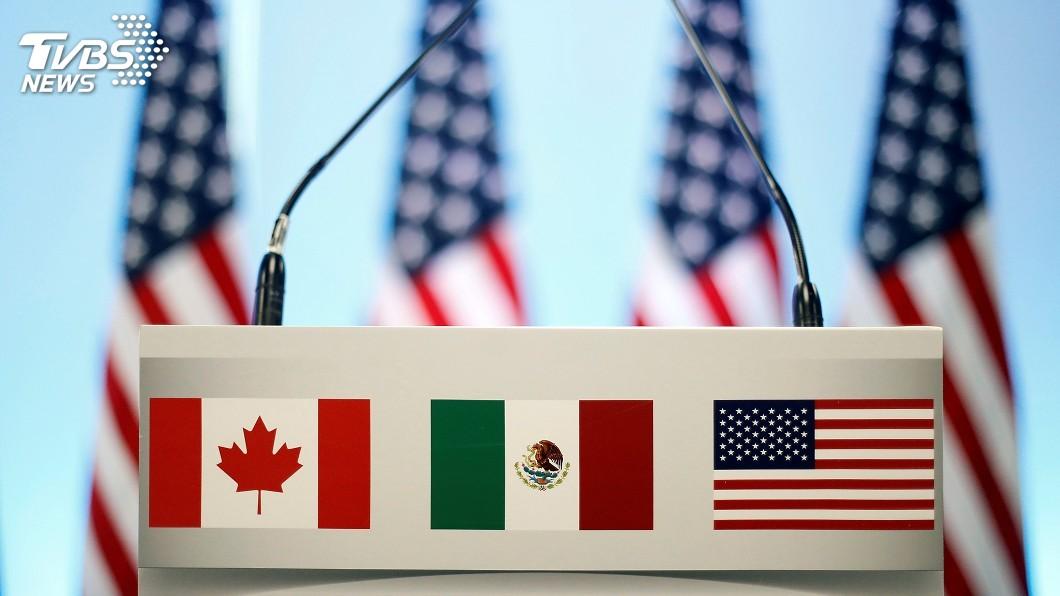 圖/達志影像路透社 美豁免鋼鋁重稅 加拿大:無關NAFTA談判