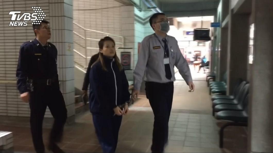 圖/TVBS 快訊/金錢豹顏子娠 酒駕撞死人判賠1068萬