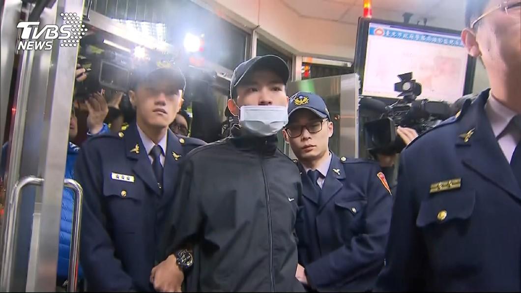 圖/TVBS 手機交易釀殺機 通訊行員工砍客人投案