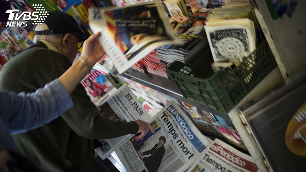 圖/達志影像美聯社 西班牙公務員調薪 經濟危機以來首次