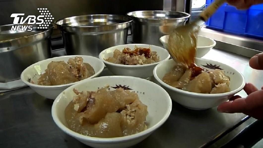 圖/TVBS 網傳吃肉圓如服毒恐洗腎 食藥署闢謠
