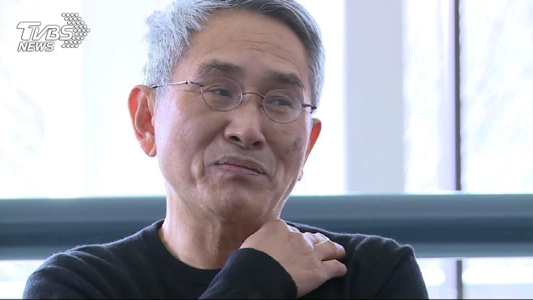 圖/TVBS 成立雲門從不鬆懈 林懷民退休後想盡情耍廢