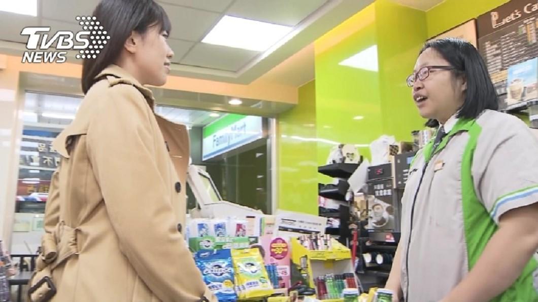 圖/TVBS 農曆年助攻業績 超商雙雄2月吃飽飽