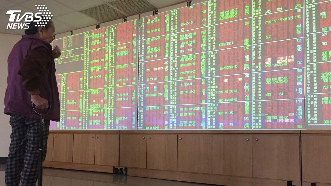 圖/中央社 亞股普遍走揚 台股大漲逾百點挑戰10500