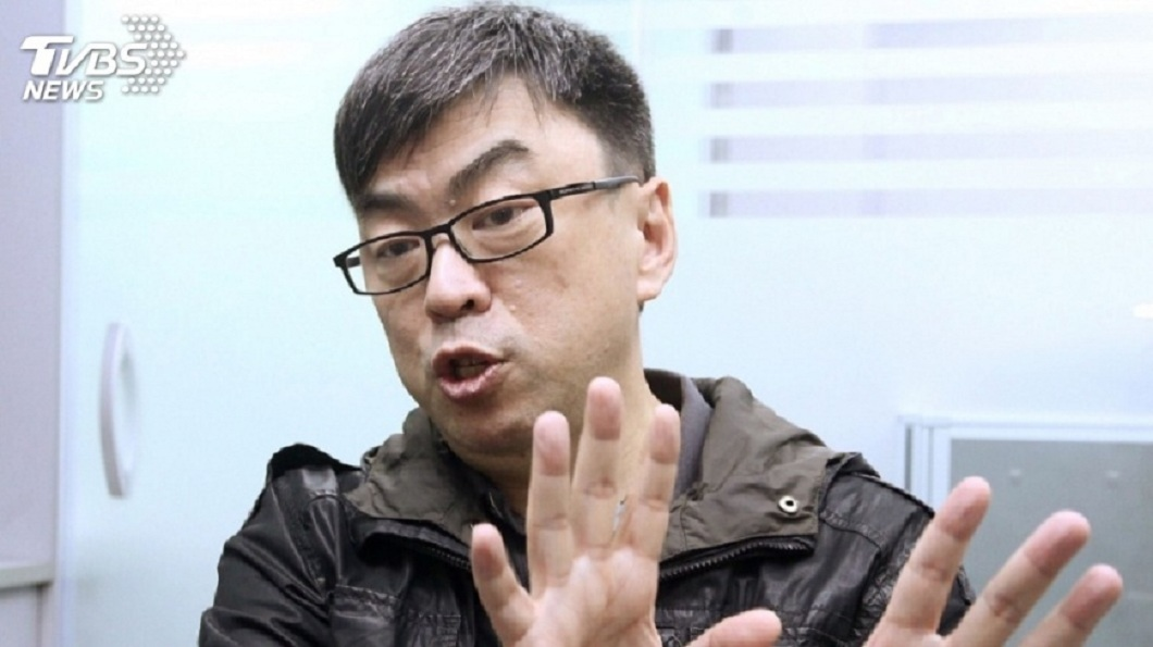圖/TVBS 段宜康:保皇派有何可恥 大家目標都是總統連任
