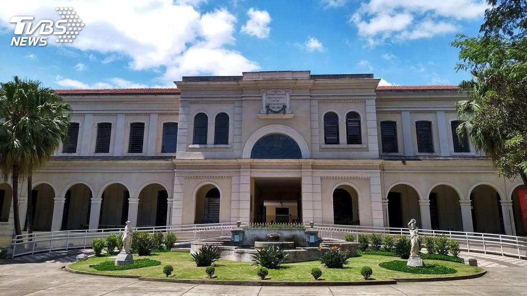 圖/中央社 巴西移民博物館 紀念開拓先驅精神