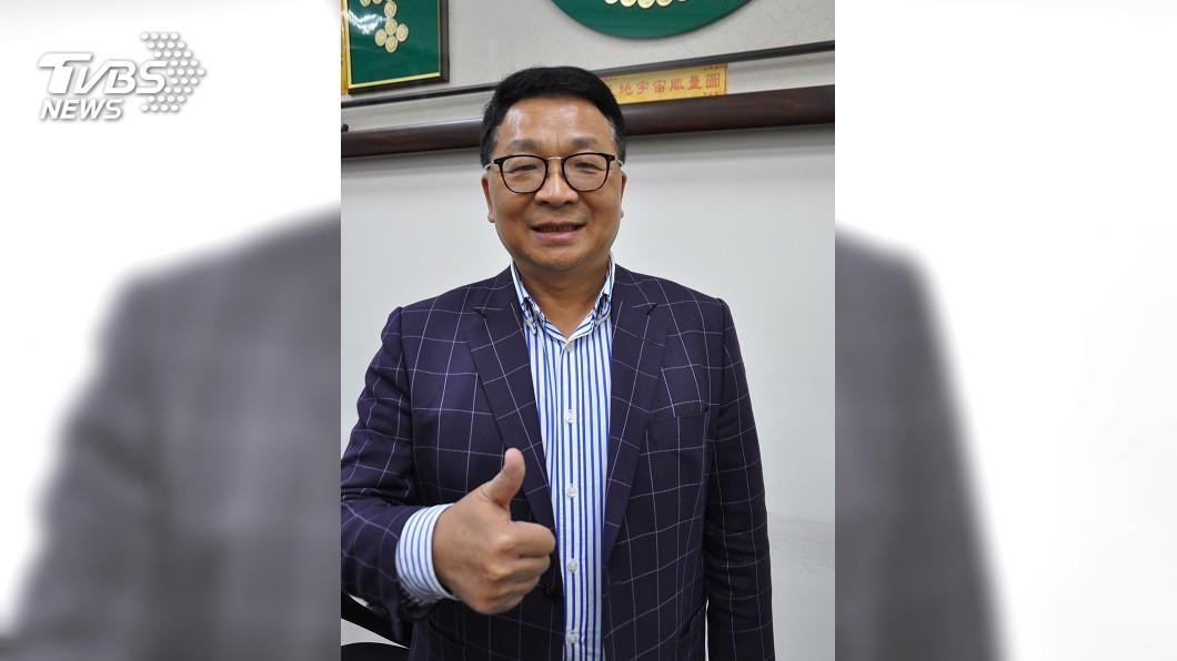 圖/中央社 民進黨立委初選李俊俋落敗 陳歐珀突圍過關