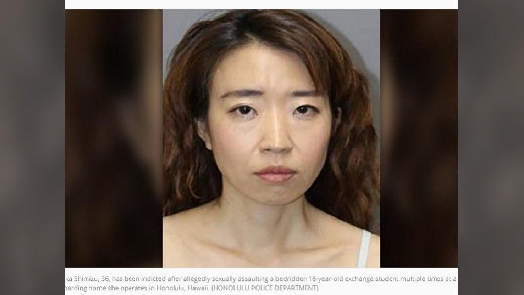 有著溫暖好媽媽形象的清水里加,被指控涉嫌性侵16歲少年伸出狼爪。 36歲「寄宿媽媽」是女狼 對16歲少年性侵10次
