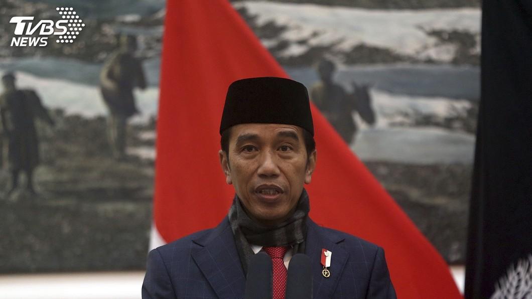 圖/達志影像美聯社 批評議員恐遭訴 印尼總統難擋爭議法案