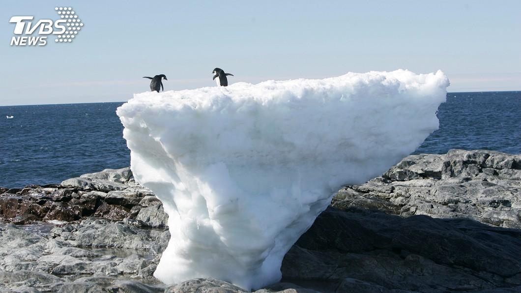 圖/達志影像路透社 南極冰川漂浮區比想像更大 恐加速崩解