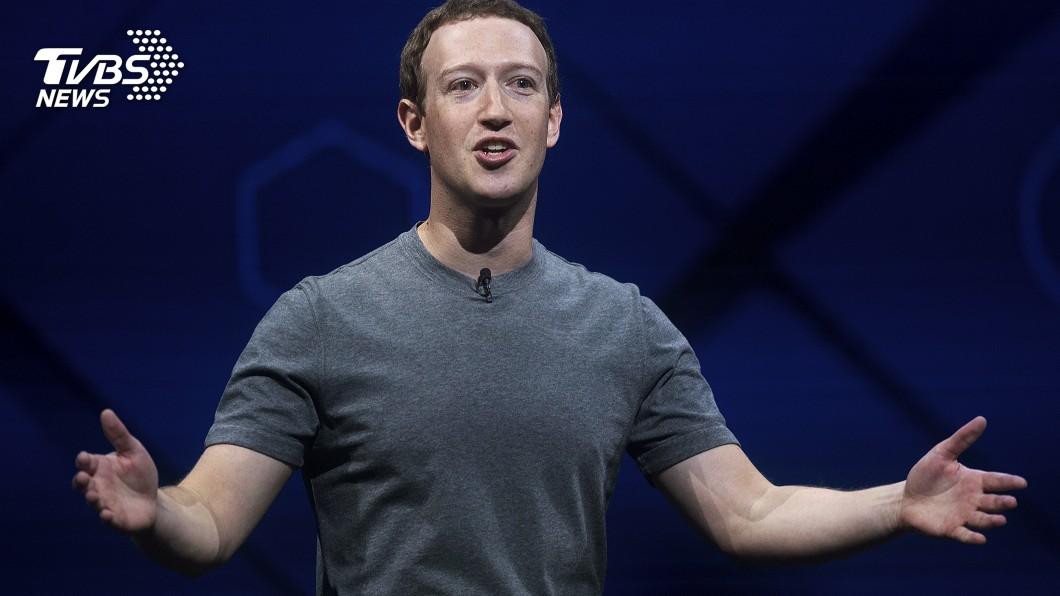 臉書爆個資遭濫用,祖克伯身價蒸發超過千億。圖/達志影像美聯社,下同 臉書5千萬個資外洩!英美嗆查 要祖克伯「國會作證」