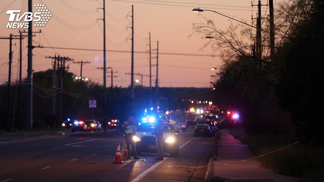 圖/達志影像路透社 德州奧斯汀發生第6起爆炸 一人送醫