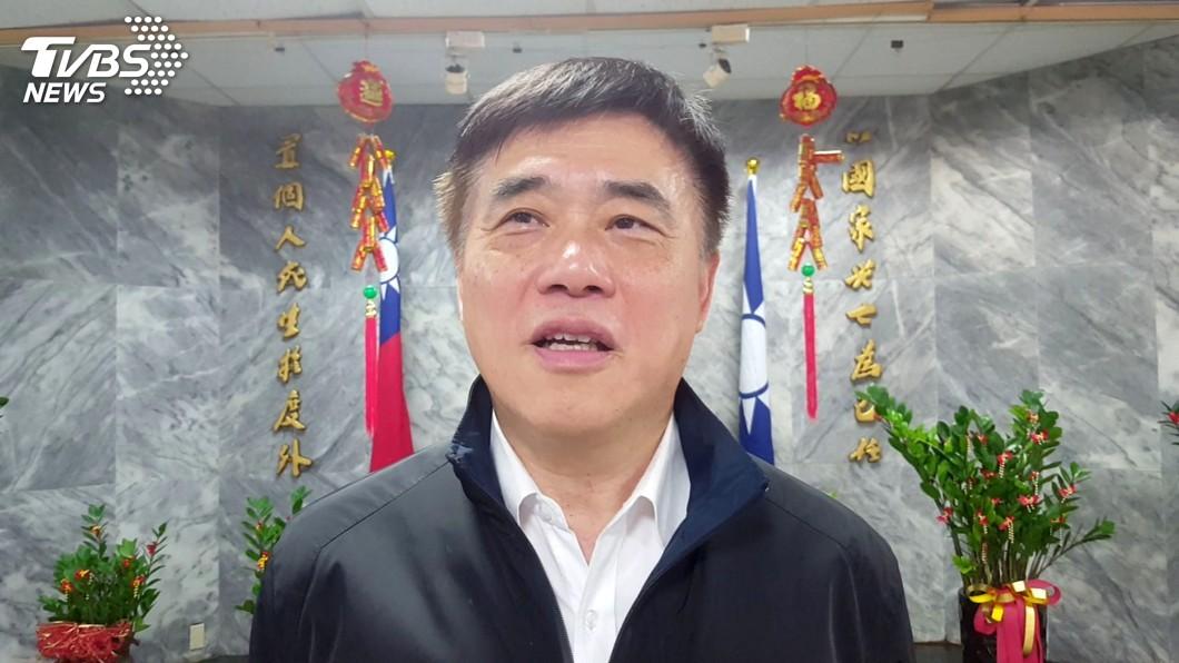 圖/中央社 反核食日方擬訴諸WTO 郝龍斌籲尊重台灣民意