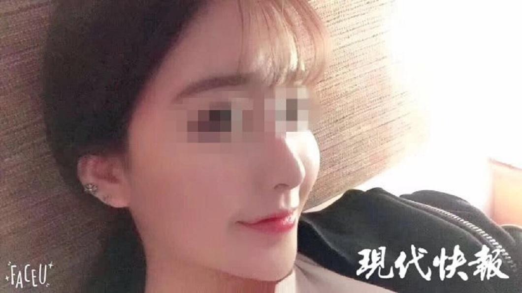 南京一名恐龍妹盜用正妹照,在網路上詐騙10多名男子得逞。(圖/翻攝自現代快報) 恐龍妹盜正妹照拐10男 詐騙300萬爽買BMW