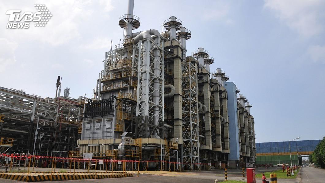 圖/中央社 中油五輕輸出印尼 當地台商憂原料被壟斷