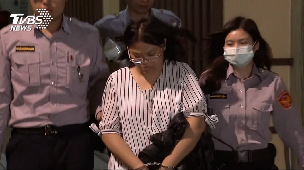 圖/TVBS資料畫面 殺小姑後以水泥封屍 狠嫂無期徒刑定讞
