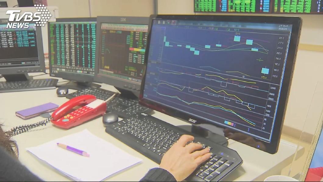 圖/TVBS資料畫面 台股指標有修正壓力 留意業績族群