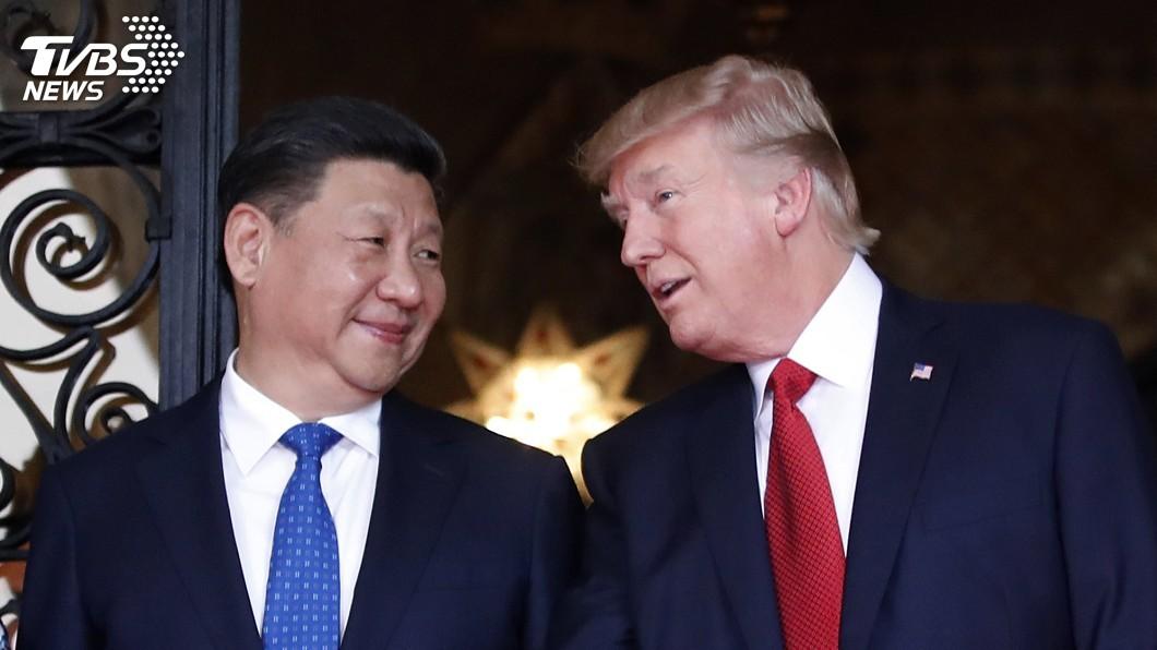圖/達志影像美聯社 川普對中國祭關稅 警告意味濃