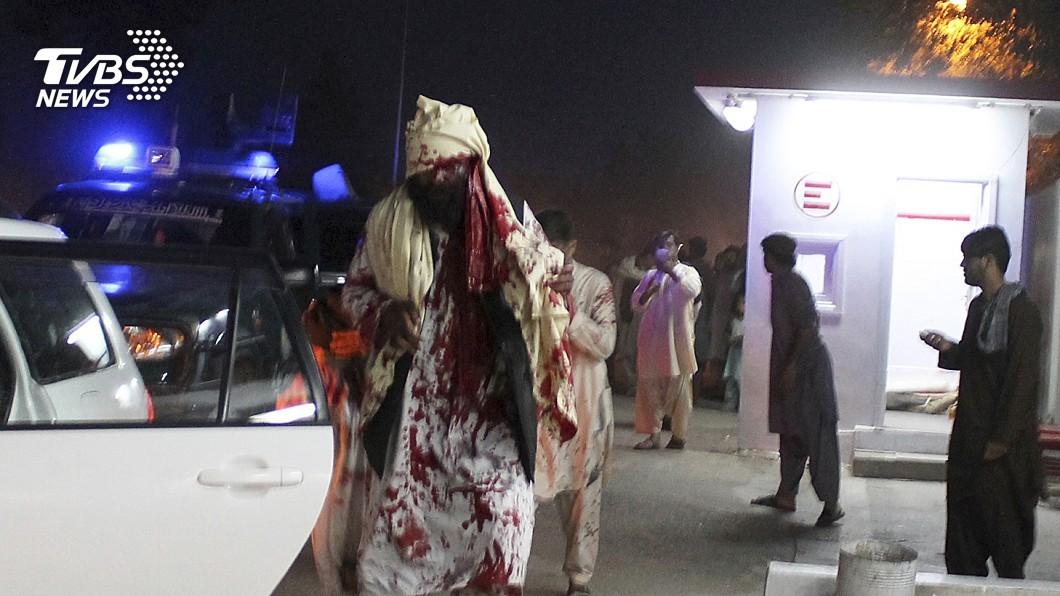 圖/達志影像美聯社 阿富汗遭汽車炸彈攻擊 至少釀15死51傷