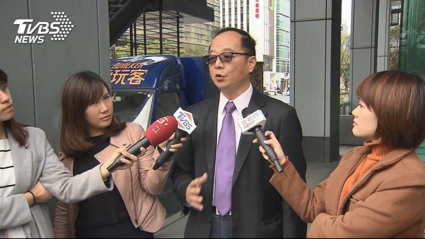 資深媒體人王瑞德。圖/TVBS資料照 「去死女韓粉」嗆告促登報道歉 王瑞德:加告44名韓粉